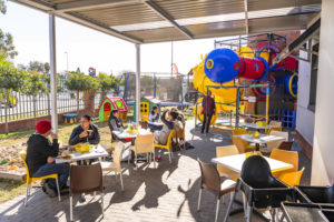 Child-friendly restaurant - Coffee and Kids Company